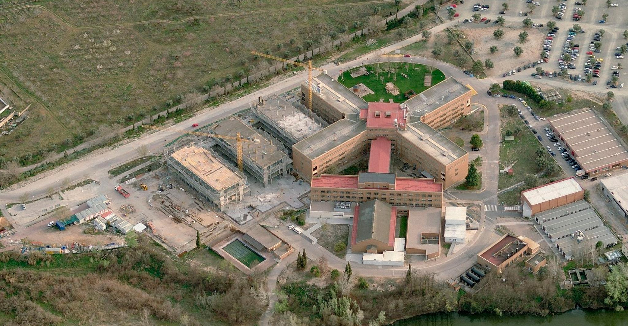 Hospital Parapléjicos Toledo
