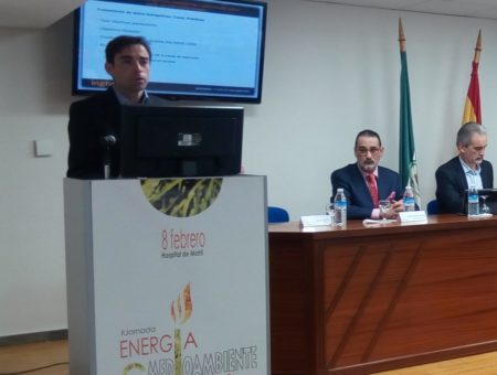 Ingho is invited to participate in the II  Meeting about Energy, environment and health 2018