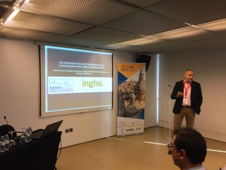 National Congress Engineering in Hospitals – INGHO attended and presented an oral communication