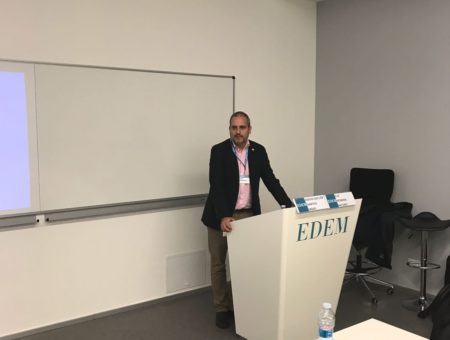 "INGHO has participated in the course ""ABC of the digital transformation"" promoted by EDEM at Valencia"