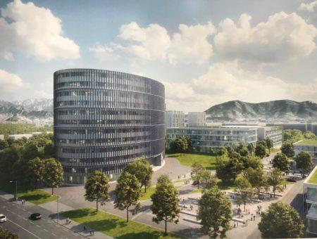 Proyecto en Qingdao (China), laboratorio farmaceútico