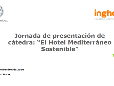 "Kick-off meeting of the university chair ""The mediterranean sustainable hotel"""