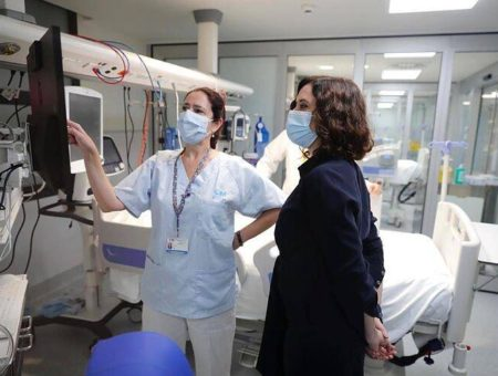 Ingho joints efforts to build the first flexible ICU in Gregorio Marañón hospital